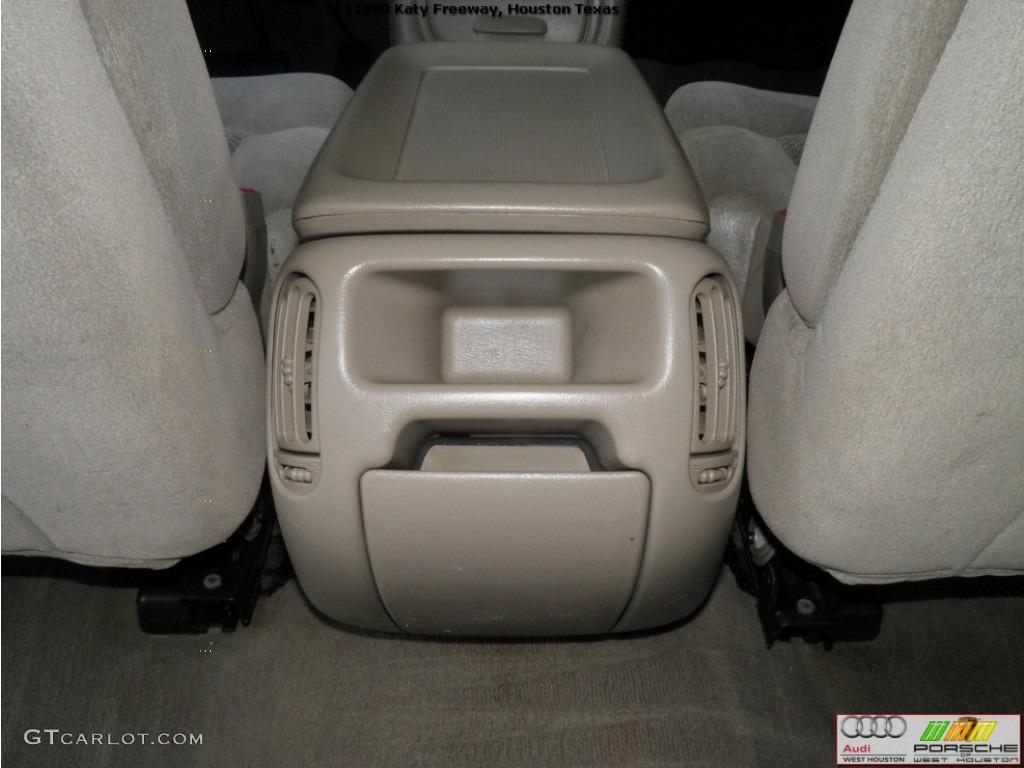 2002 Silverado 1500 LS Extended Cab - Onyx Black / Tan photo #14