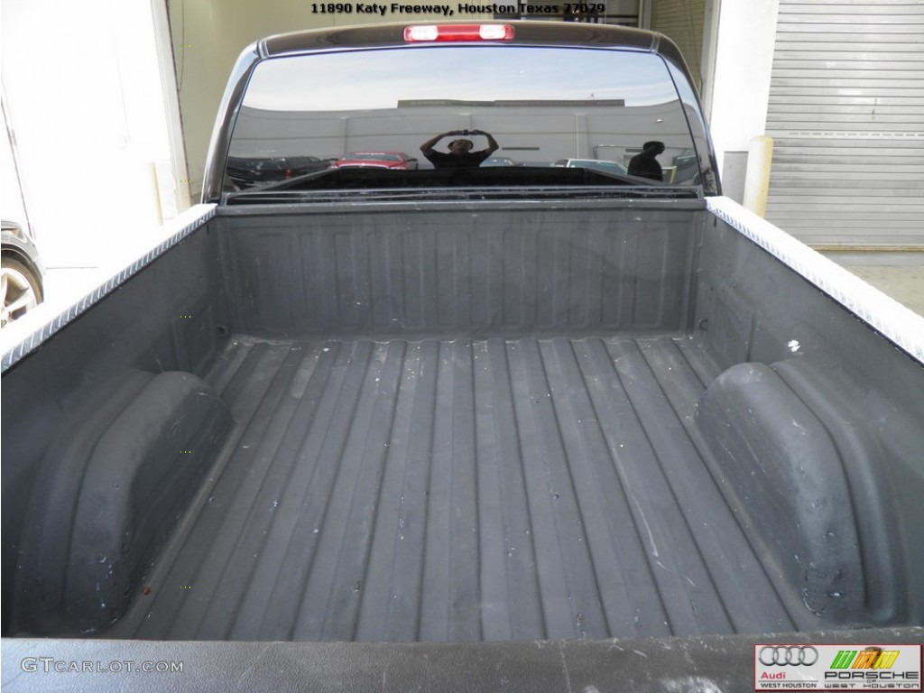 2002 Silverado 1500 LS Extended Cab - Onyx Black / Tan photo #16