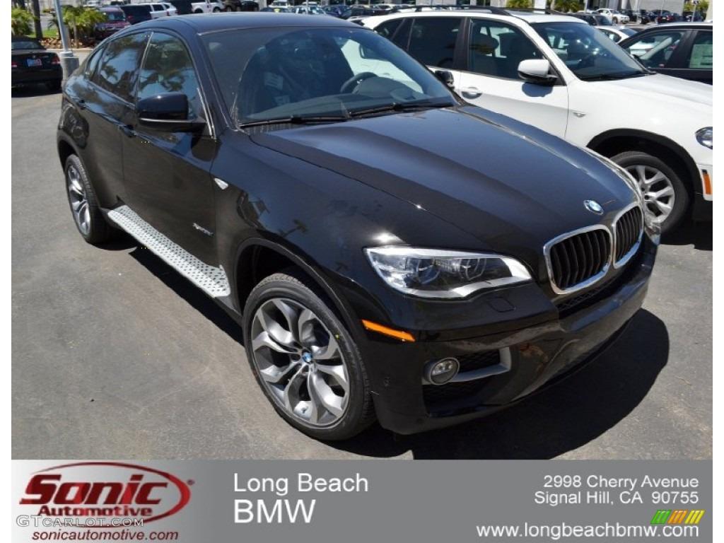 Jet Black BMW X6
