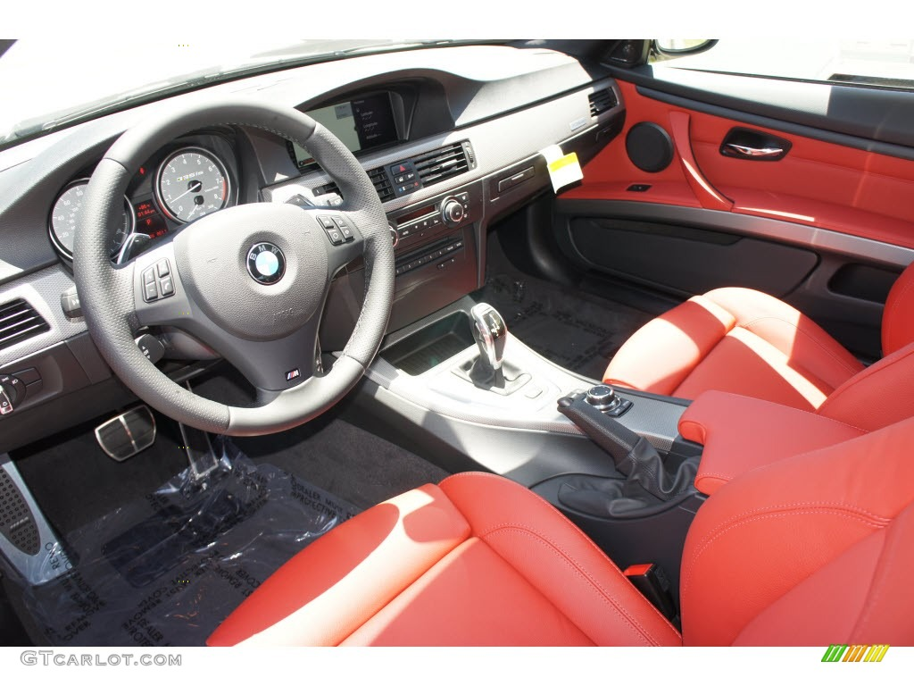 2012 BMW 3 Series 335is Coupe Interior Color Photos