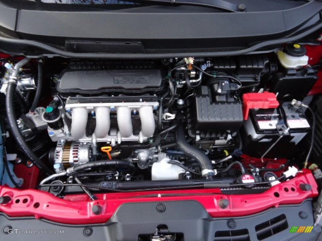 2012 honda fit sport 1 5 liter sohc 16 valve i vtec 4 cylinder engine photo 67194674. Black Bedroom Furniture Sets. Home Design Ideas