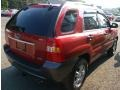 Volcanic Red - Sportage LX V6 4WD Photo No. 12