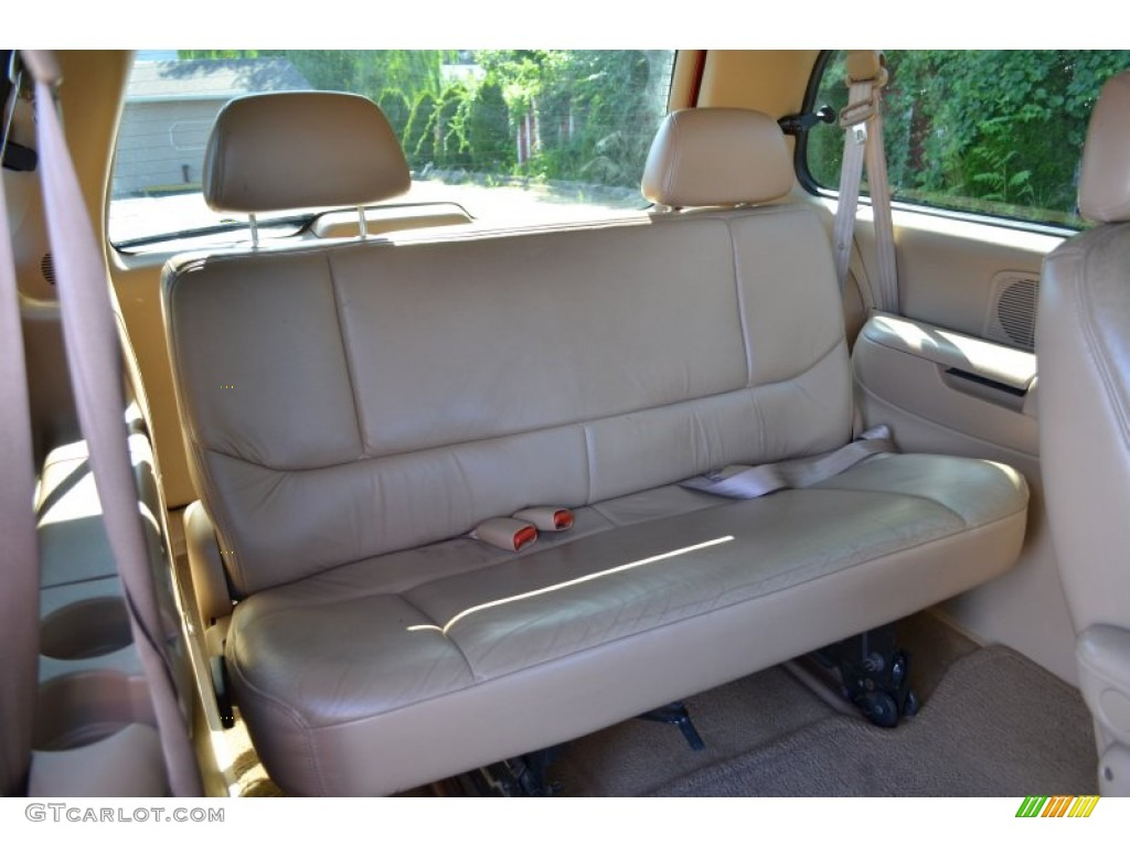 2000 chrysler town country lxi rear seat photos. Black Bedroom Furniture Sets. Home Design Ideas