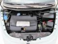 2003 Aquarius Blue Volkswagen New Beetle GLS Convertible  photo #27