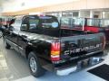 2002 Onyx Black Chevrolet Silverado 1500 Extended Cab  photo #2