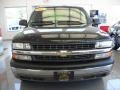 2002 Onyx Black Chevrolet Silverado 1500 Extended Cab  photo #3