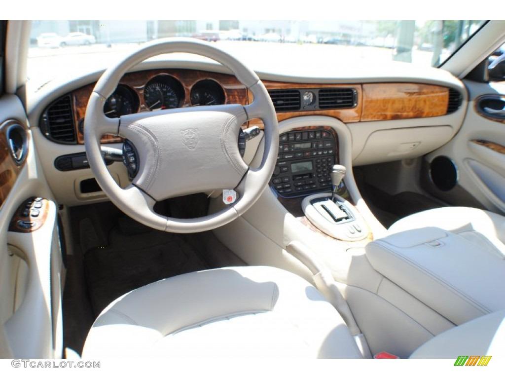 Oatmeal Interior 1999 Jaguar Xj Xj8 Photo 67236906