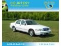 Vibrant White 2006 Mercury Grand Marquis Gallery