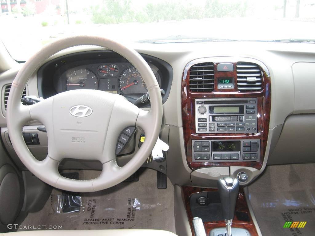hyundai sonata xl 2003