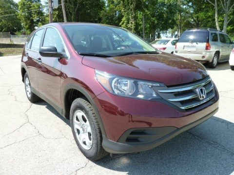 2012 Honda CR-V LX 4WD Data, Info and Specs