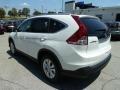 2012 White Diamond Pearl Honda CR-V EX-L 4WD  photo #2