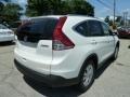 2012 White Diamond Pearl Honda CR-V EX-L 4WD  photo #4