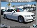 Alpine White - 3 Series 328i Convertible Photo No. 1