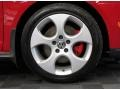 2009 Volkswagen GLI Sedan Wheel and Tire Photo