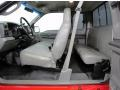 Medium Flint Grey Interior Photo for 2003 Ford F250 Super Duty #67274165