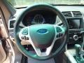 Medium Light Stone Steering Wheel Photo for 2013 Ford Explorer #67274198