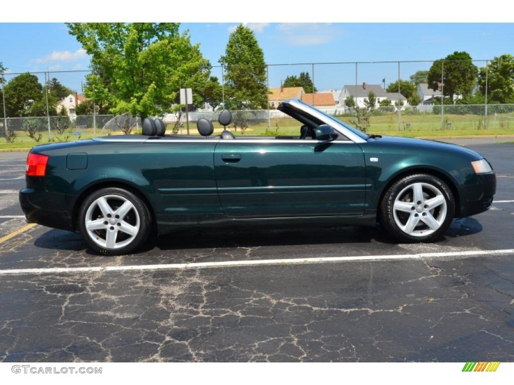 cambridge green pearl 2003 audi a4 3 0 cabriolet exterior photo 67275209. Black Bedroom Furniture Sets. Home Design Ideas