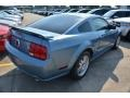 2007 Windveil Blue Metallic Ford Mustang GT Premium Coupe  photo #5