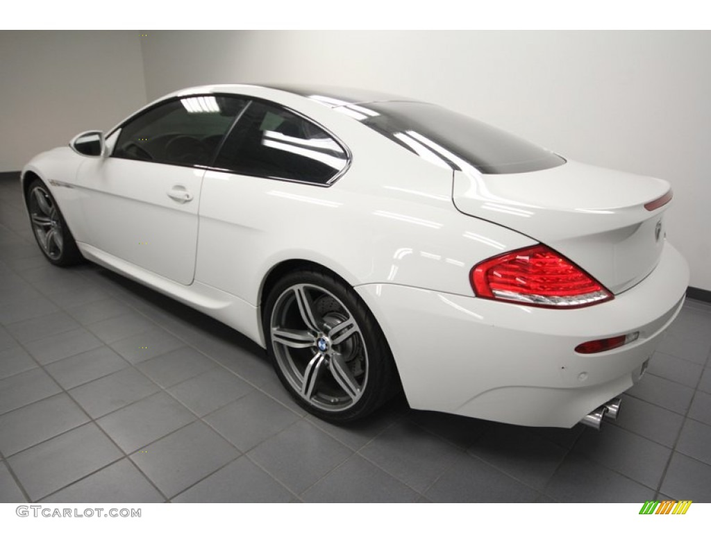Alpine White 2010 Bmw M6 Coupe Exterior Photo 67281569
