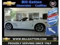 Arctic White/60th Anniversary Pearl Silver Blue Stripes 2013 Chevrolet Corvette Gallery