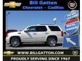 White Diamond Tricoat 2012 Cadillac Escalade Platinum AWD