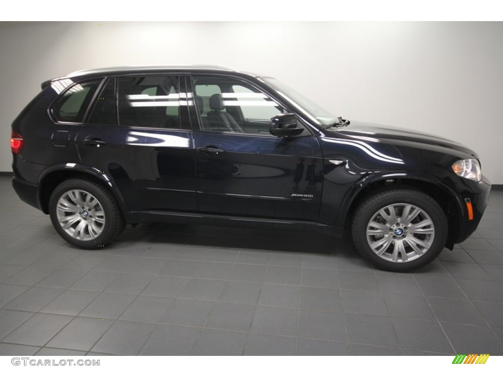 2013 carbon black metallic bmw x5 xdrive 50i 67271225 photo 2 car color galleries. Black Bedroom Furniture Sets. Home Design Ideas