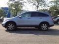 2009 Glacier Blue Metallic Honda CR-V EX-L 4WD  photo #1