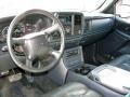 2000 Light Pewter Metallic Chevrolet Silverado 1500 LT Extended Cab 4x4  photo #13