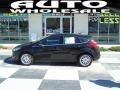 2012 Tuxedo Black Metallic Ford Focus SEL 5-Door  photo #1
