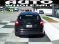 2012 Tuxedo Black Metallic Ford Focus SEL 5-Door  photo #3