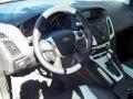2012 Tuxedo Black Metallic Ford Focus SEL 5-Door  photo #9