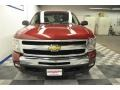 2009 Deep Ruby Red Metallic Chevrolet Silverado 1500 LT Z71 Crew Cab 4x4  photo #4