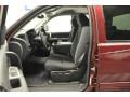 2009 Deep Ruby Red Metallic Chevrolet Silverado 1500 LT Z71 Crew Cab 4x4  photo #12