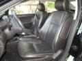 Dark Charcoal 2007 Mercury Milan Interiors