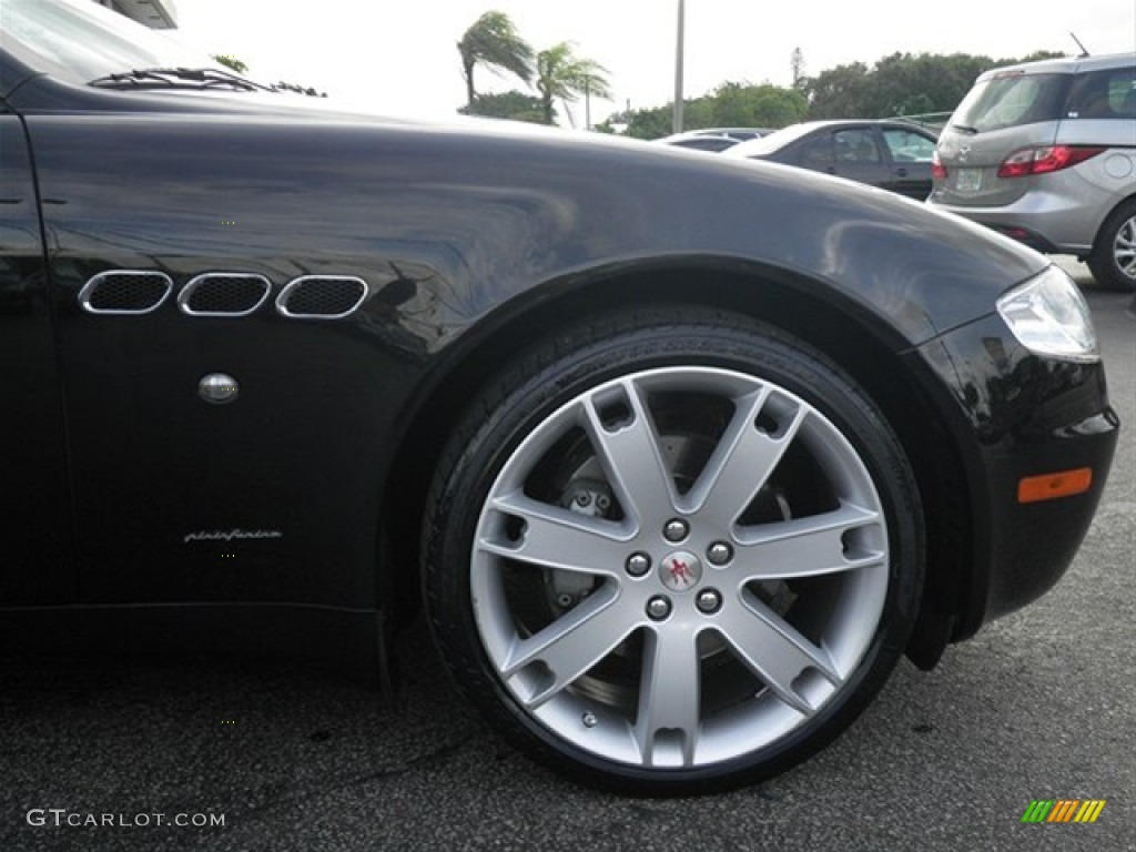 2006 maserati quattroporte sport gt wheel photo 67308656. Black Bedroom Furniture Sets. Home Design Ideas