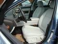 2009 XF Luxury Dove/Charcoal Interior