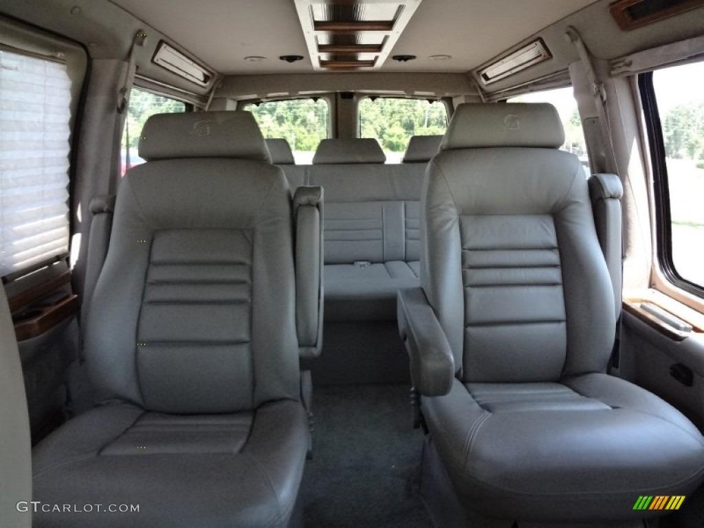 2002 Chevrolet Express 1500 Passenger Conversion Van ...