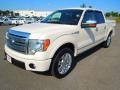 White Sand Tri Coat Metallic 2009 Ford F150 Gallery