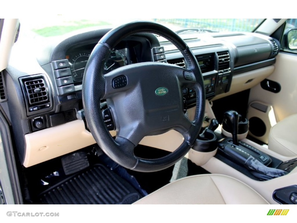 2004 Land Rover Discovery S Interior Photo 67335770