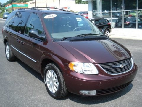 2003 Chrysler Town & Country LXi Data, Info and Specs
