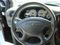 Taupe Steering Wheel Photo for 2003 Chrysler Town & Country #67338038