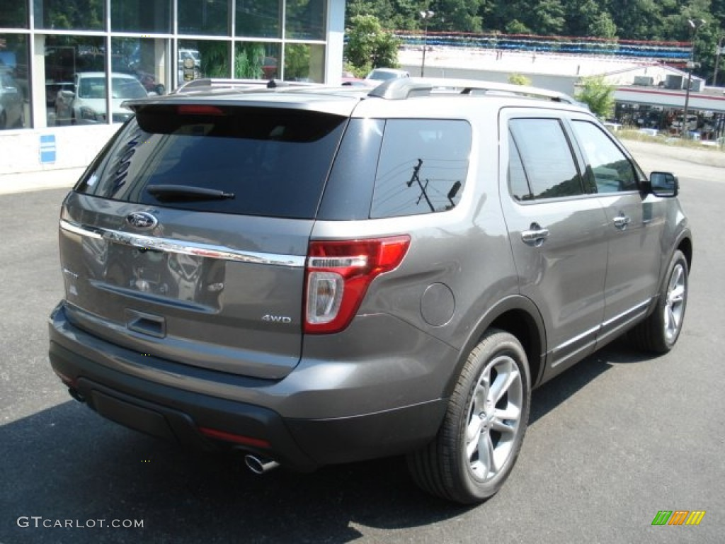 Sterling gray metallic 2013 ford explorer limited 4wd exterior photo 67338488