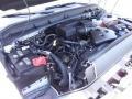 2012 White Platinum Metallic Tri-Coat Ford F250 Super Duty Lariat Crew Cab  photo #11