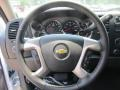 Ebony Steering Wheel Photo for 2013 Chevrolet Silverado 1500 #67344248