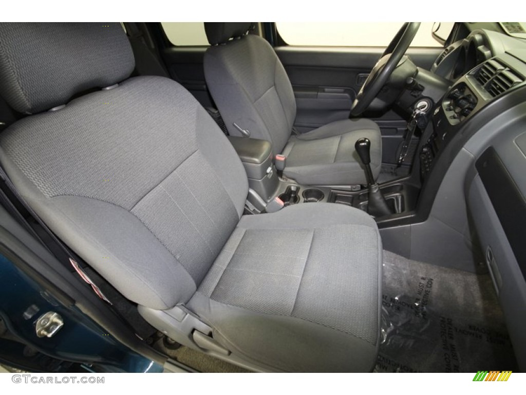 2003 Nissan Frontier Xe V6 Crew Cab Interior Color Photos