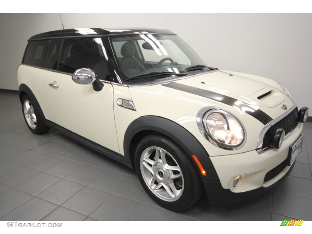 2009 pepper white mini cooper s clubman 67340574 car color galleries. Black Bedroom Furniture Sets. Home Design Ideas