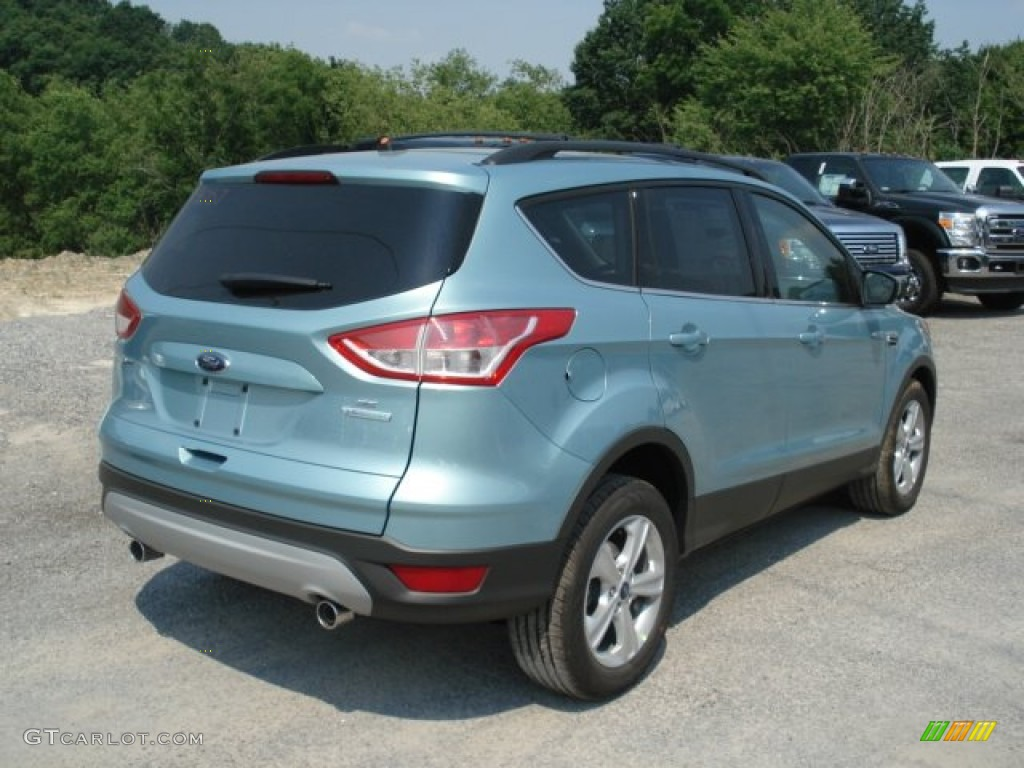 Frosted Glass Metallic 2013 Ford Escape Se 1 6l Ecoboost