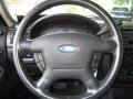 2004 Ford Explorer Midnight Grey Interior Steering Wheel Photo