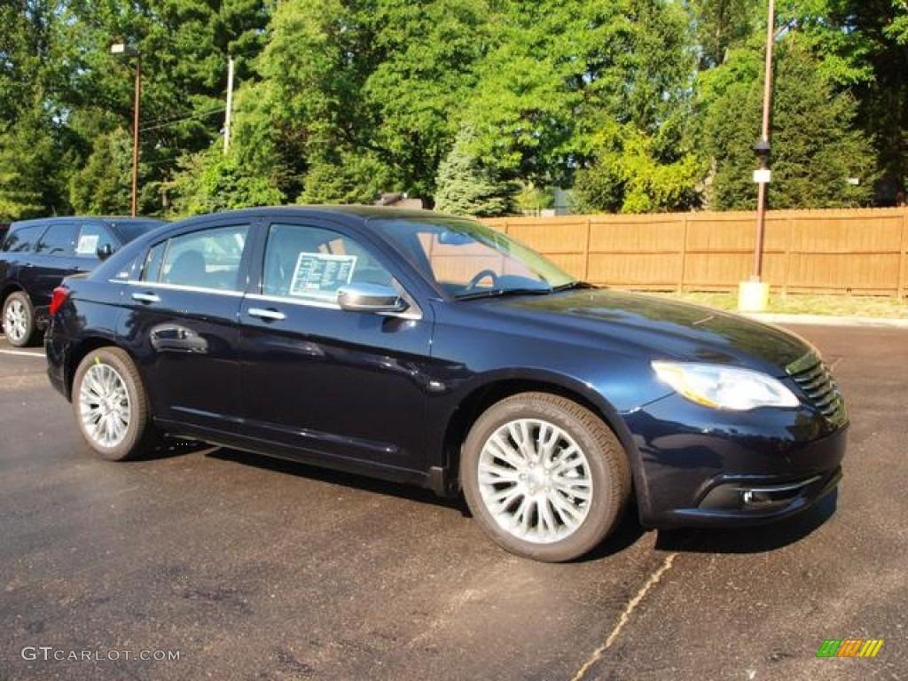 2012 Chrysler 200 Limited Sedan in Blackberry Pearl Coat ...  |2012 Chrysler 200 Limited Blackberry Pearl