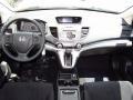 2012 Crystal Black Pearl Honda CR-V LX  photo #4